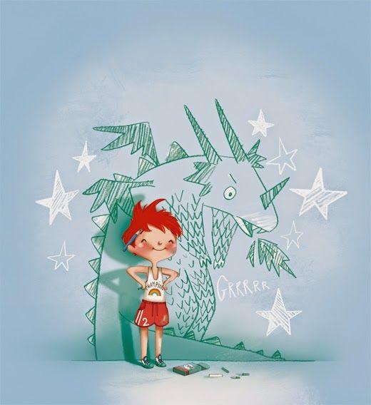 Blog Poesia Infantil i Juvenil: poemes de Sant Jordi