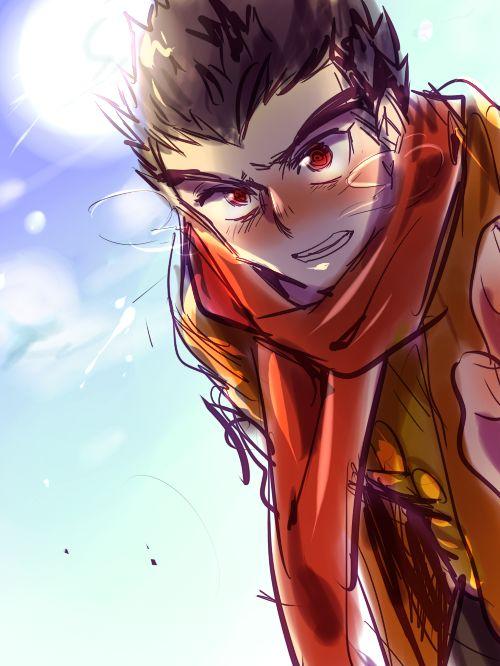 Dangan Ronpa - Kiyotaka Ishimaru | Video Games are Life ...  |Dangan Ronpa Mastermind Ishimaru