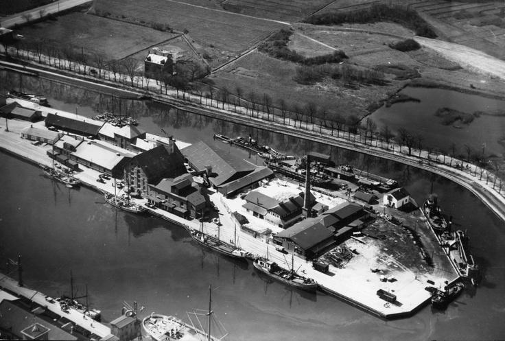 Odense Havn, 1941.