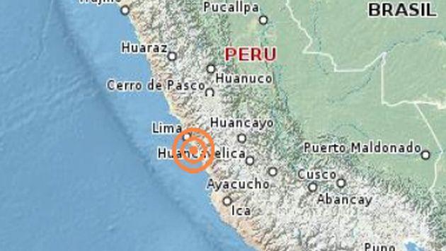 Dos sismos de regular intensidad se sintieron en Lima. #trome
