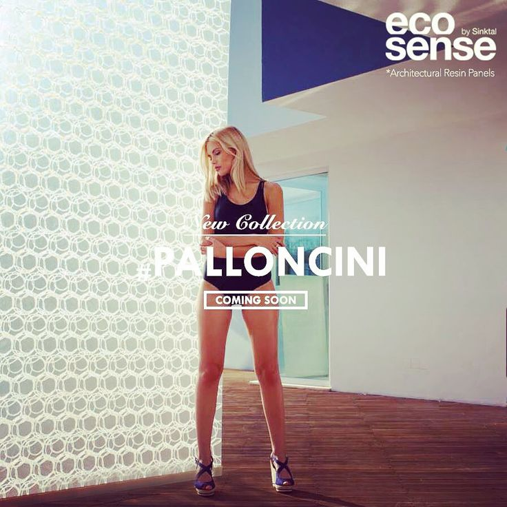 Tip: - imagine sky was the limit... now fly!!!  ecosense™ releases new #Palloncini Collection Spring / Summer  2016  of Architectural Resin Panels. #dontlikeitloveit #resinpanels #ecosense