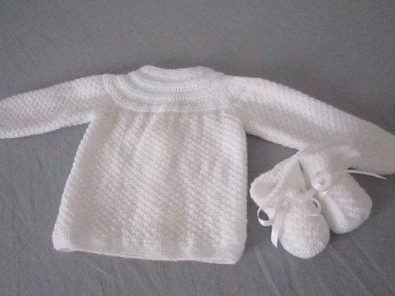 Esquema sencillo para bebé | Lana de Rosas                                                                                                                                                                                 Más