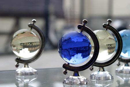 硝子球の情景