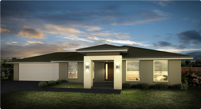 Devine Home Designs: Caprice 21 Plantation Facade. Visit www.localbuilders.com.au/builders_queensland.htm to find your ideal home design in Queensland