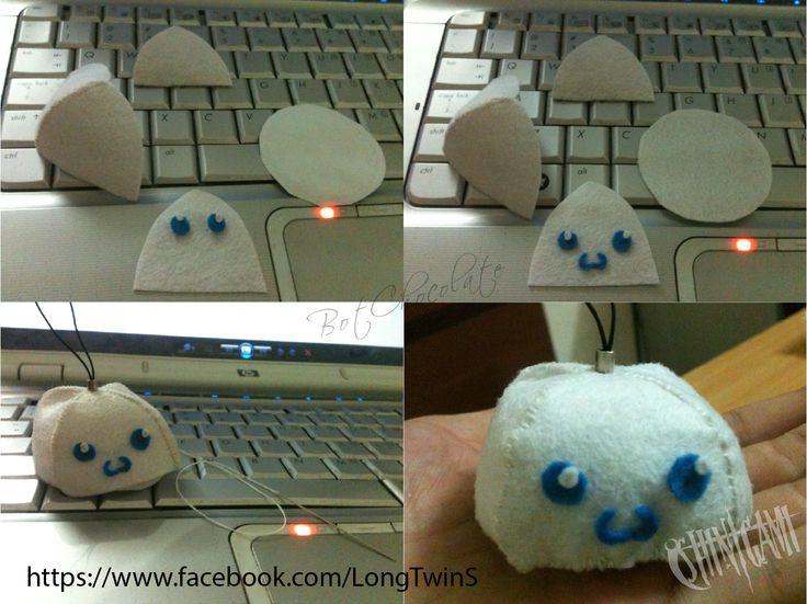 Mochi - Handmade by BotChocolate