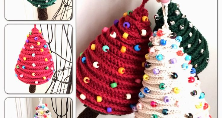 Crochet Patterns For Christmas Ornaments
