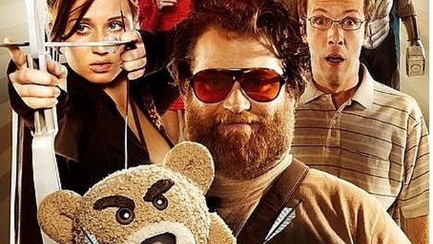 The Hungover Games - trailer e poster del film parodia di Una notte da Leoni e Hunger Games