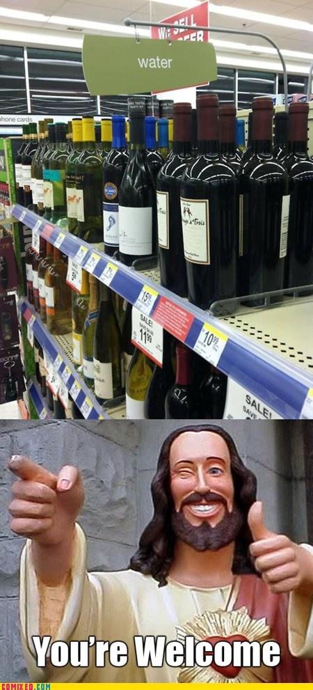 Thanks Jesus!