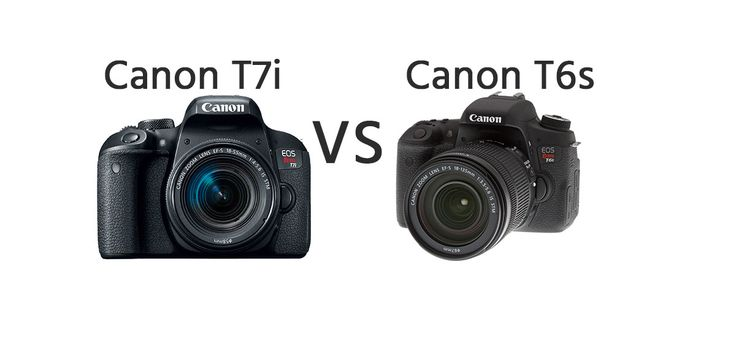 Canon T7i vs Canon T6s Comparison   https://dslrcamerasearch.com/canon-t7i-vs-canon-t6s-comparison/ The Rebel Series of Canon is one of the most popular models of camera that is offered in the market. Every year, they make sure that they are able to ...  https://dslrcamerasearch.com/canon-t7i-vs-canon-t6s-comparison/