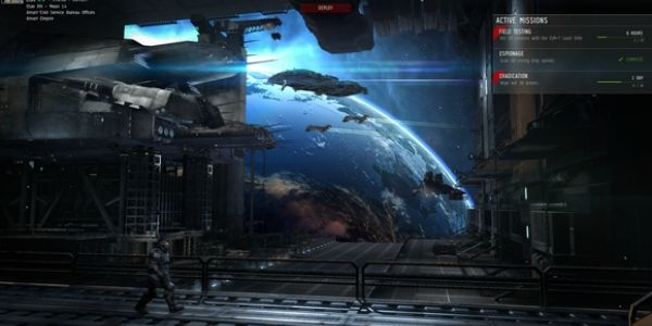 First Look  EVE Project Legion - Rich Stanton is in Iceland attending EVE Fanfest, CCPs celebration of internet spaceships and those who love them. He was there when the company revealed Project Legion,