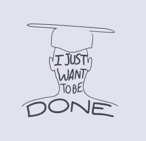 PhD student says... Absolutely at this point!