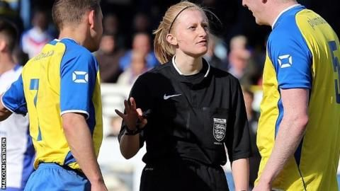 Wellingborough Town chairman banned for sexist remarks