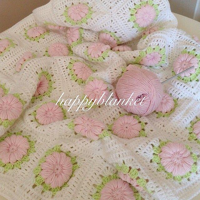 Siparisimiz bitmek uzere #happyblanket #babyblanket #blanket…