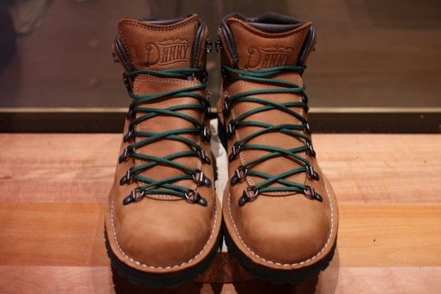 These Danner boots were designed by pro-snowboarder Danny Davis.