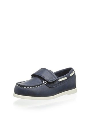 44% OFF Carter's Archie2 Boat Shoe (Toddler/Little Kid) (Navy/Ivory)