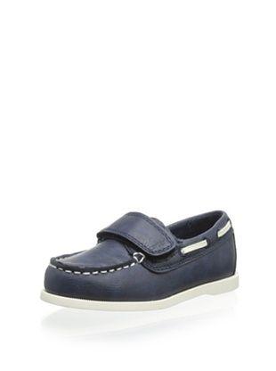 44% OFF Carter's Archie2 Boat Shoe (Toddler/Little Kid) (Navy/Ivory)