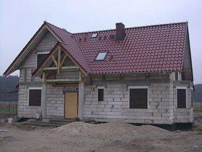 Projekt domu Wesoły