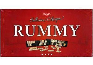 Rummy, et brettspill fra Spillskrinet