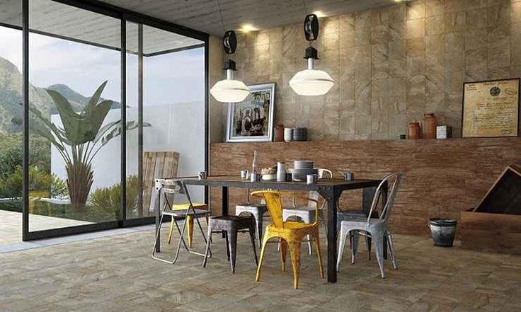 Porcelanato pode ser usado para revestir espaços de todos os estilos - Lugar Certo