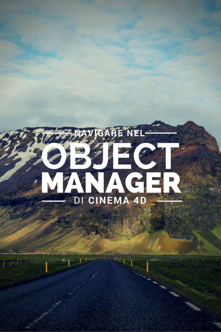 Carlo Macchiavello ci guida nella navigazione nel Object Manager di Cinema 4D. Clicca qui per iscriverti subito al corso Cinema4D da noi: http://www.espero.it/corsi-cinema-4d?utm_source=pinterest&utm_medium=pin&utm_campaign=3DArchitecture
