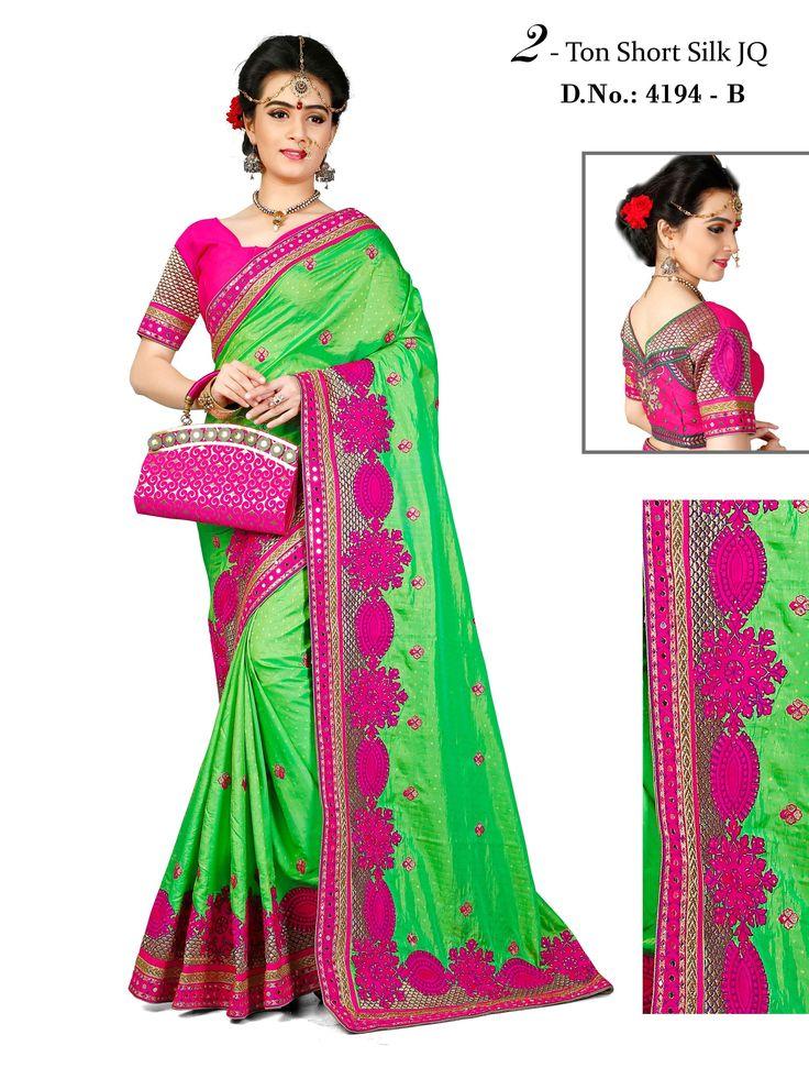 Fiona Party wear Silk Sarees