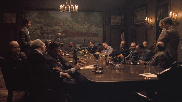 the godfather room - Google Search
