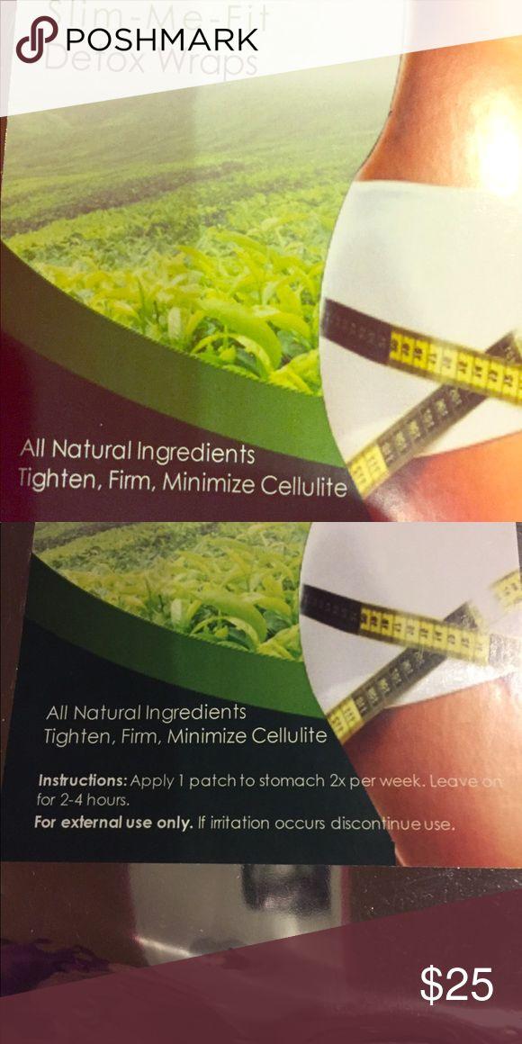 Detox Wraps Organic Slim-Me-Fit Detox wraps Accessories