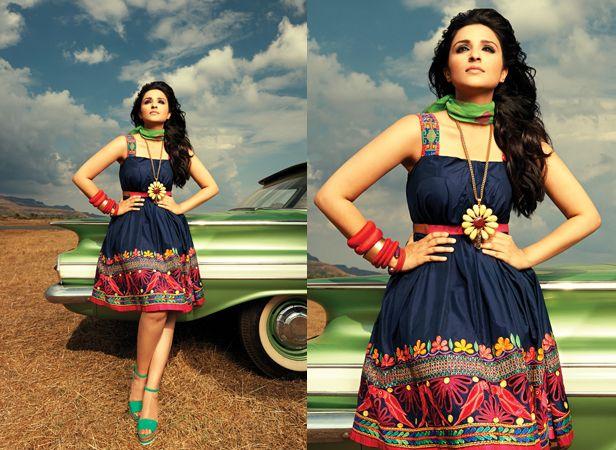 Parineeti Chopra's sensuous shoot for Filmfare #Bollywood #Fashion