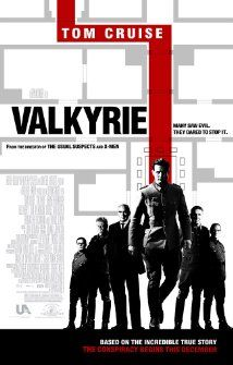Valkrie 7.1 Stars A dramatization of the 20 July assassination and political coup plot by desperate renegade German Army officers against Hitler during World War II.
