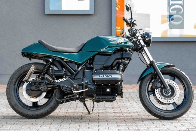 KA-FEERACER - BMW Motorrad Werkstatt Zweirad Norton