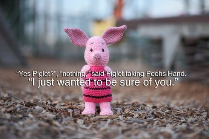 yes piglet nothing said piglit taking poohs hand i just wanted to be sure of you. Black Bedroom Furniture Sets. Home Design Ideas