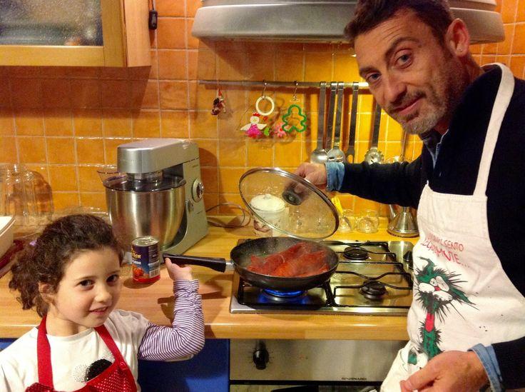 Mamma e' pronto?: Spaghetti con astice in bellavista