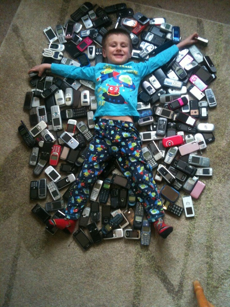 Turn Old Phones Into A New iPad And Help Children With Autism via The Real Supermum