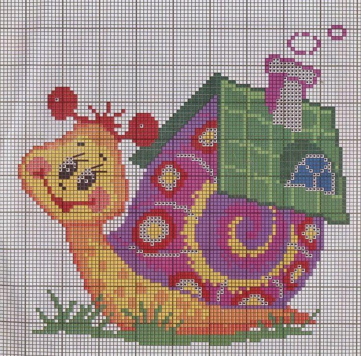caracol+colorido.jpg (894×880)