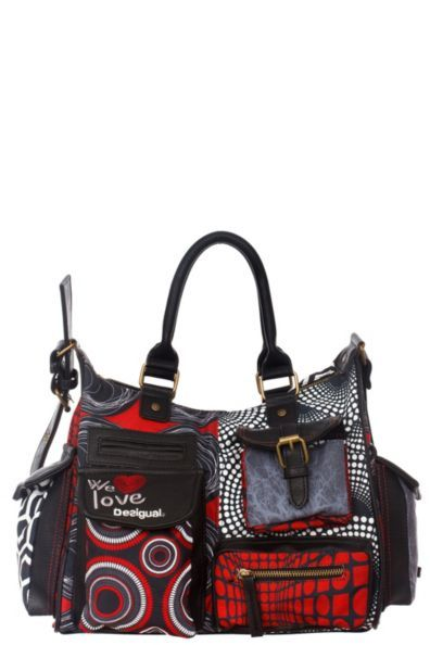 Desigual London Duobolas Bag If it is a choice between this and the skirt I would prefer this bag please