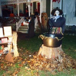 Halloween Decorating Ideas Yard
