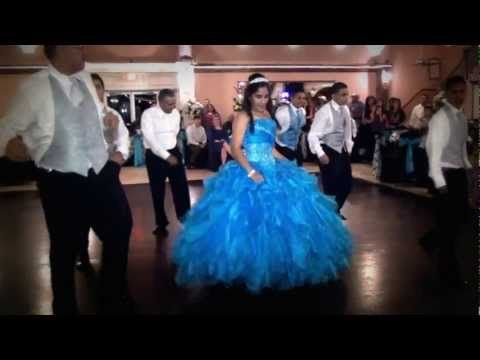 quinceanera girl and surprise dance How quinceañeras are celebrated around the the dance around the celebrant is meant to highlight the dance of the birthday girl and this comes as no surprise.