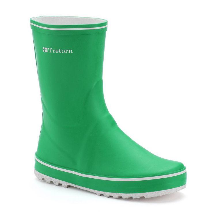 Tretorn Storm Women's Rain Boots, Size: medium (11), Green