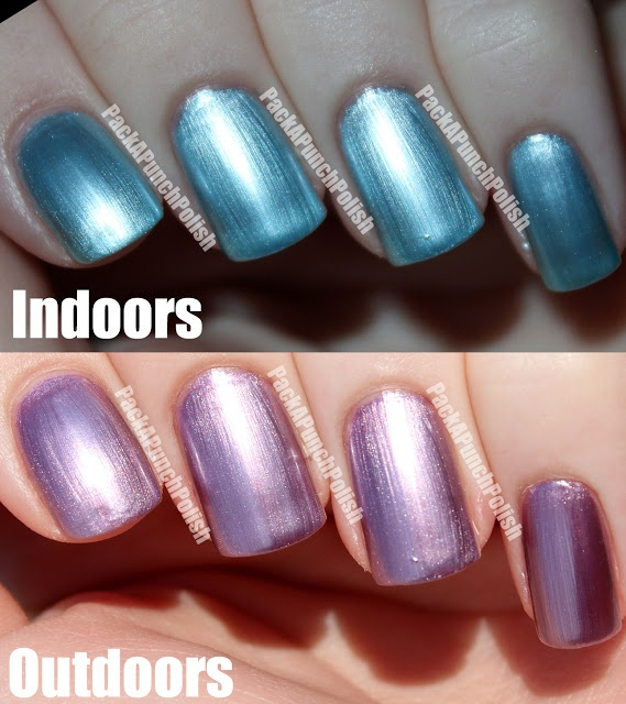 43 Best Images About ️ Nails...Non-Gel Color Changing