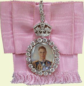 From Her Majesty's Jewel Vault: The Royal Family Orders of King George V and King George VI