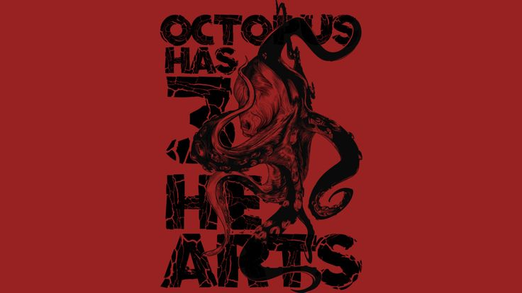 Octopus is a T Shirt designed by artofkaan to illustrate your life and is available at Design By Humans