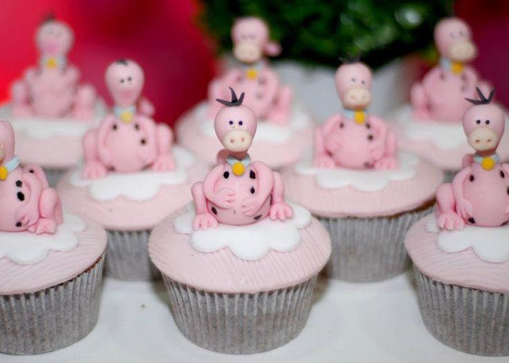 pebbles flintstone birthday party 15