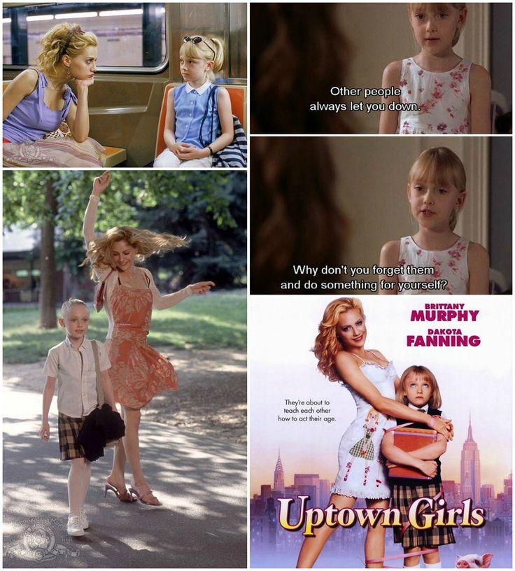 Uptown Girls // Peliculas Perfectas Para Pijamadas // Voy a seguir haciendo pijamadas con mis mejores amigas aunque tenga 80 años. ¡Estas son las películas que formaron parte de las pijamadas que he tenido!