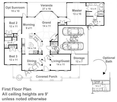 Best 25+ Retirement house plans ideas on Pinterest | Small home ...