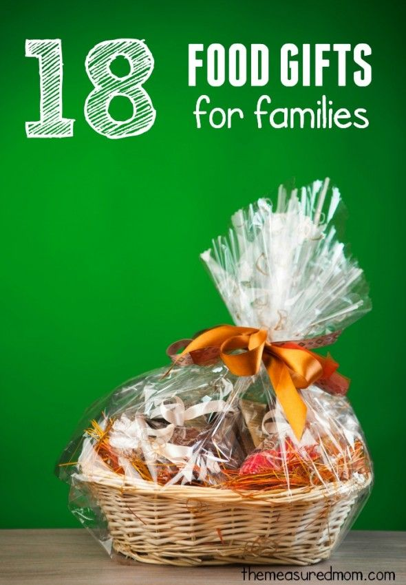 100 family gift ideas with something for every budget for Christmas gift basket ideas for families