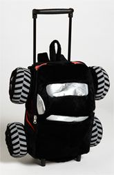 Popatu 'Monster Truck' Rolling Backpack (Toddler)