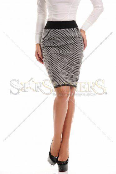 Fofy Rebel Radiance Black Skirt