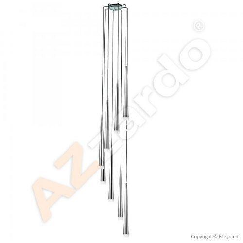 Lampa wisząca Stylo 8 MD 1220A-8 (chrome) AZzardo