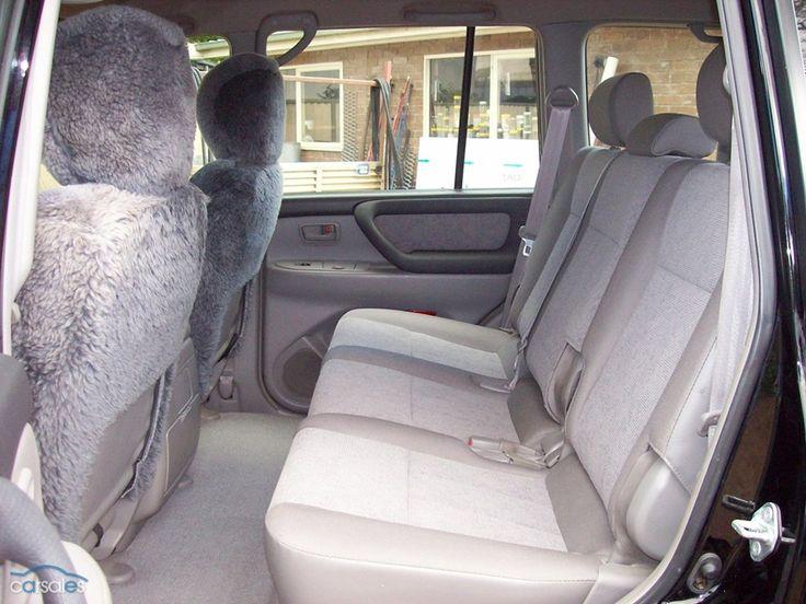 2004 Toyota Landcruiser GXL