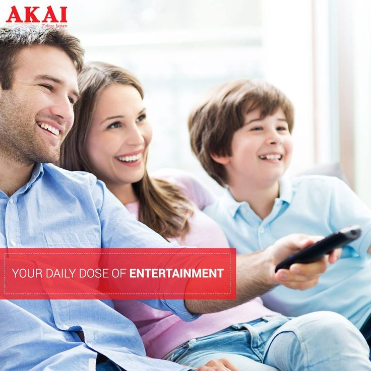 Be it any genre, your entertainment quotient doubles while watching your favourite movies on AKAI #LEDTV